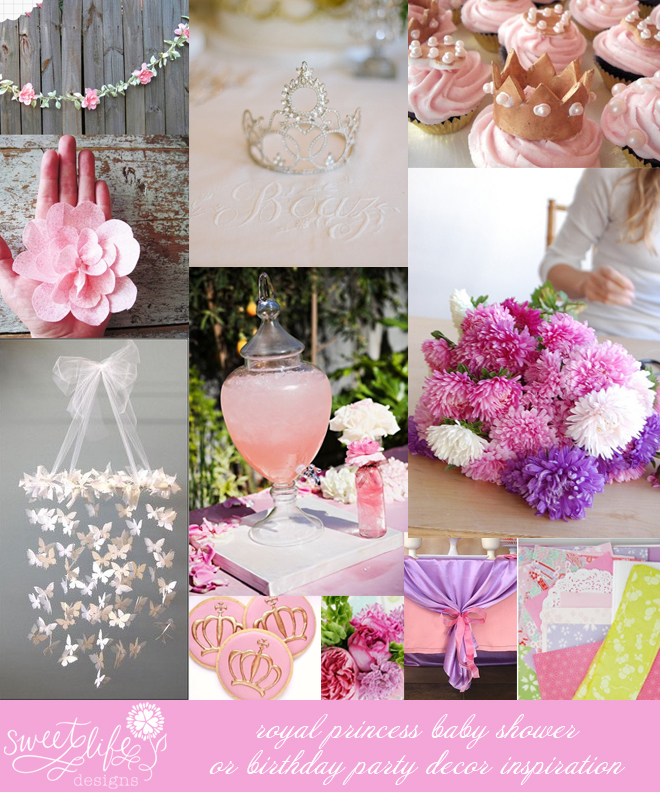 Royal_Princess_Party_Shower_Baby_Pink_Purple_Inspiration